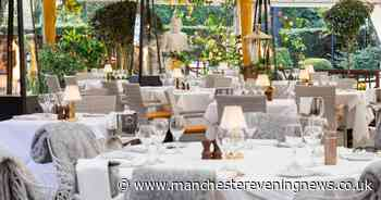 The romantic Italian garden restaurant opened by San Carlo