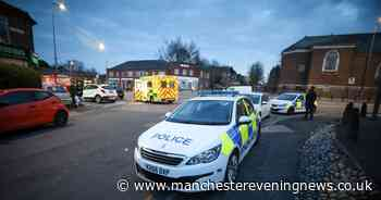 Man taken to hospital after being stabbed in north Manchester