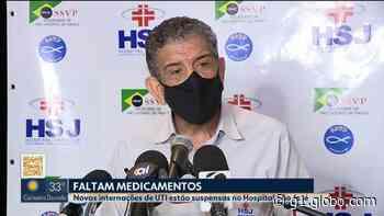 Covid-19: Hospital São José em Ituiutaba suspende internações na UTI - G1