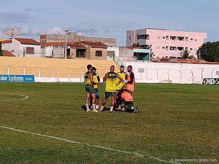 Picos anuncia quatro reforços para buscar de reação no Campeonato Piauiense - globoesporte.com
