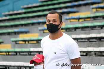 Meia do Picos, Jairinho vai passar por cirurgia para reparar lesão no ligamento do joelho - globoesporte.com