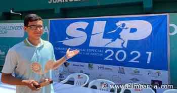 Sonorense Acuña se corona en Nacional de Tenis de San Luis Potosí - ELIMPARCIAL.COM