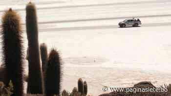 Nace problema de límites entre Potosí y Oruro sobre un sector del Salar de Uyuni - Pagina Siete