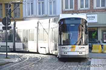 Na twee en een half jaar vertraging: werken voor tram 4 naar Moscou starten!