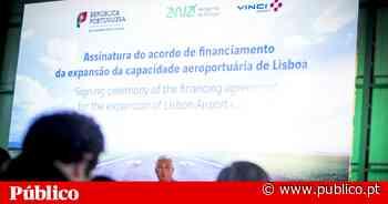 Especialista diz que Estado só pode propor alternativa a Montijo após acordo com ANA falhar - PÚBLICO