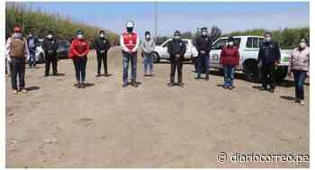 Inician construcción de carretera que unirá Chiquitoy con Santiago de Cao - Diario Correo