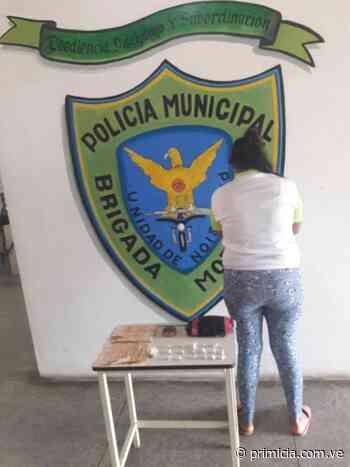 Detenida en Upata con 19 envoltorios de presunta droga - Diario Primicia - primicia.com.ve