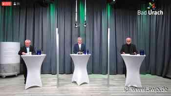 Sanierung Festhalle Bad Urach: Verjüngungskur für die gute Stube - SWP