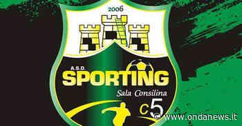Sporting Sala Consilina ritorna a giocare dopo un mese e vince il primo recupero, 10-2 al fanalino Fondi - ondanews