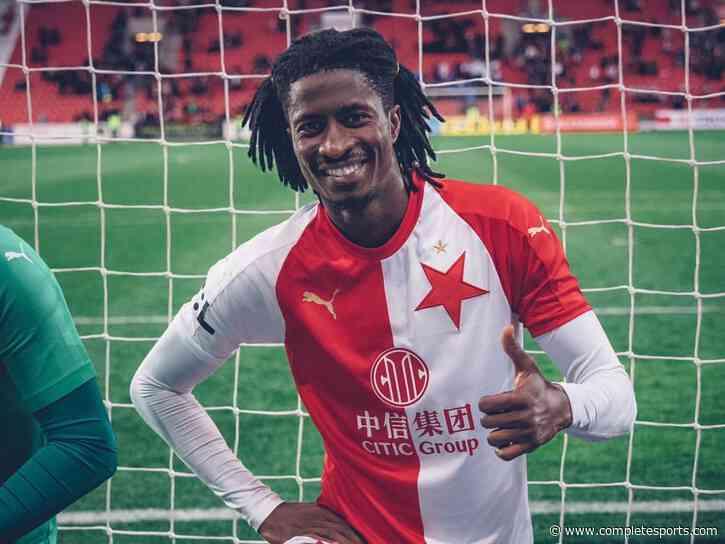 Olayinka Undecided Over Slavia Prague Future