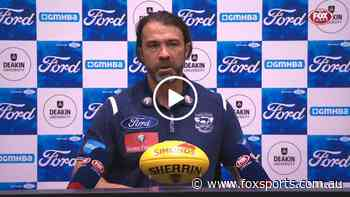 Geelong Cats Press Conference - Fox Sports