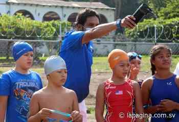 La Federación Salvadoreño de Triatlón abre escuela en el Lago de Coatepeque - Diario La Página