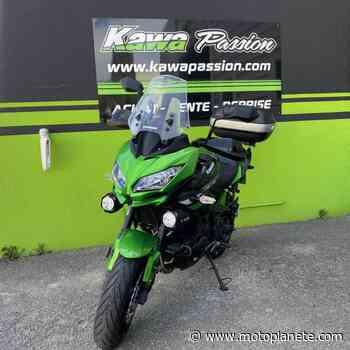 Kawasaki VERSYS 650 2018 à 6990€ sur ALES - Occasion - Motoplanete