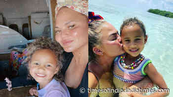 Chrissy Teigen celebrates adorable 5-year-old daughter on her birthday, calls her a 'dream'
