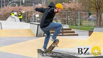 Skaterbahn im Wolfsburger Allerpark unter Auflagen wieder offen