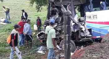 Identifican a víctima fatal y heridos del accidente entre La Apartada y Ayapel - LA RAZÓN.CO