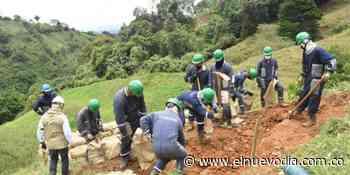 Minera Santa Ana en Falan: Primer año en exploración, de 11 posibles - El Nuevo Dia (Colombia)