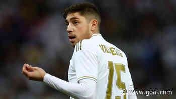 Real Madrid midfielder Valverde in self-isolation after close contact with Covid-19 sufferer