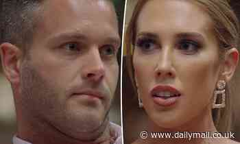Married At First Sight's Rebecca Zemek caught kissing another manand it's not Jake Edwards
