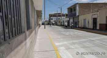 Lambayeque: reconstrucción de pistas y veredas en Ferreñafe beneficiará a más de 35 mil habitantes - El Comercio Perú