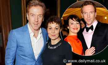 Damian Lewis reveals his wife Helen McCrory said she wanted him to have 'lots of girlfriends'