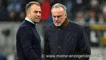 Hansi Flick und sein Abschieds-Knall! FC Bayern bricht sein Schweigen - und watscht den Coach ab