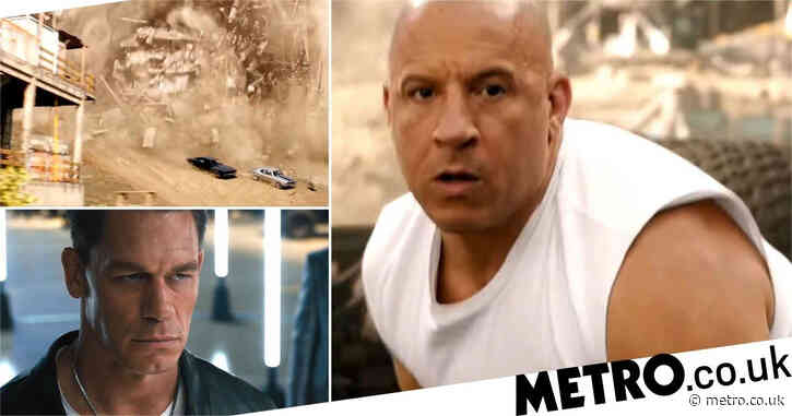 Fast & Furious 9: UK release date, cast, trailer, filming delays & more