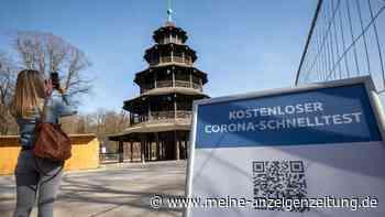 Corona in Bayern: Inzidenz in München sinkt leicht - Söder ordnet Trauerbeflaggung an