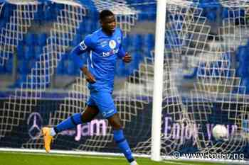 Paul Onuachu speaks on missing Belgium goals record
