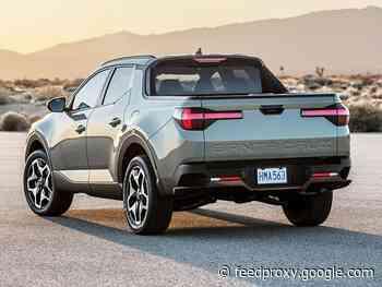 Can Hyundai Santa Cruz capture not-a-truck niche?