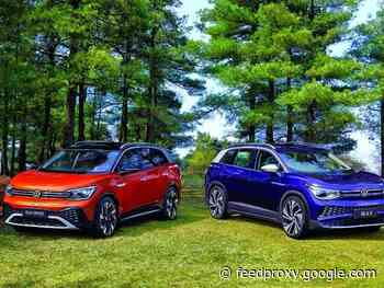 VW adds 3-row ID6 crossover to EV family