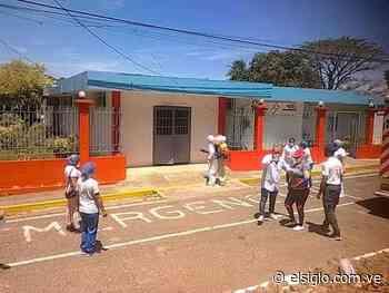 Continúan jornadas de desinfección en Camatagua elsiglocomve - Diario El Siglo