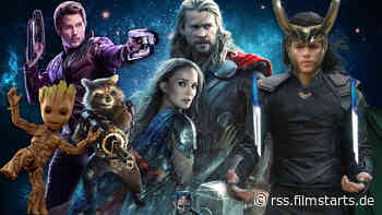 """""""Thor 4"""" kommt mit Superstars, Space-Haien & den Guardians Of The Galaxy: So geht's in """"Love And Thunder"""" weiter"""
