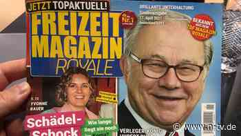 """Freizeit Magazin Royale"": Jan Böhmermann gelingt Coup am Kiosk"