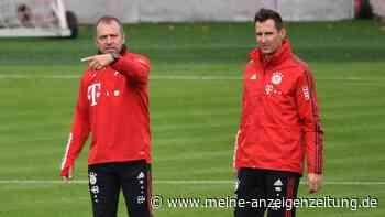 Verliert Bayern auch Miro Klose? Flick-Assistent äußert sich zur Schlammschlacht
