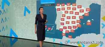 Descenso de las temperaturas con heladas que afectarán a ambas mesetas - Antena 3