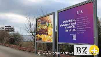 Glasfaser in jedes Haus - Wird Wolfenbüttels Zukunft lila?