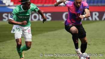 Ligue 1: PSG nutzt Patzer von Lille - Sieg gegen St. Etienne