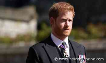 The reason Prince Harry may choose to extend his stay in UK after Prince Philip's funeral