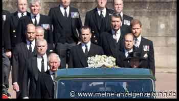 Prinz Philips Beerdigung: Insider verrät geheime Queen-Mitbringsel - Meghan überrascht mit Geste aus der Ferne