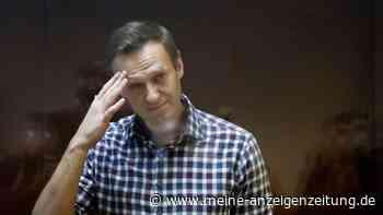 """USA drohen Russland mit """"Konsequenzen, falls Nawalny stirbt"""""""