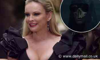 Married At First Sight's Mel Schilling gets ribbed by viewers over her plunging frock