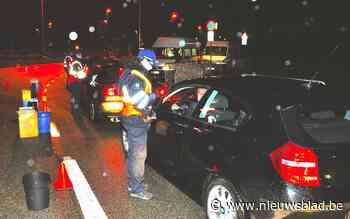 Twee bestuurders onder invloed van drugs betrapt bij controles<BR />