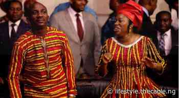 Paul Enenche, wife mark 27th wedding anniversary at Lokoja crusade - TheCable Lifestyle - TheCable