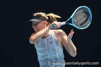 """""""Miss the Entire Porsche Team"""": Maria Sharapova Reminisces Her Days at WTA Stuttgart Open - EssentiallySports"""