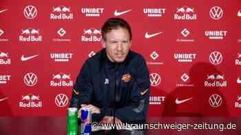 """Nagelsmann zu Bayern: """"Es gibt keinen neuen Stand"""""""