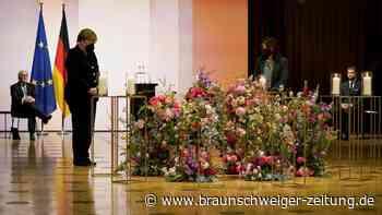Zentrale Gedenkfeier für die Corona-Toten in Berlin