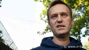 """Im Falle von Nawalnys Tod: USA drohen Moskau mit """"Konsequenzen"""""""
