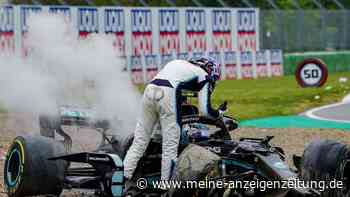 Formel 1: Mittelfinger-Eklat mitten im Rennen - Turbulente Szenen in Imola