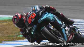Motorsport: Quartararo gewinnt bei Marquez-Comeback - Schrötter 10.
